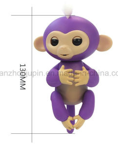 OEM Plastic Smart Intelligent Finger Monkey Toy Fingerlings pictures & photos