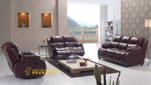 Modern Home Furniture Seactional Leather Sofa (LR046) pictures & photos