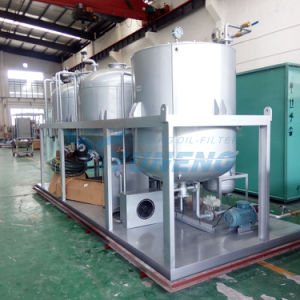 Ynzsy-Lty Series Anti-Explosion Pyrolysis Oil Treatment Machine pictures & photos