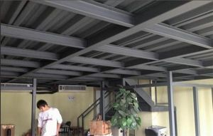 Galvanized Steel Office Building with Low Price pictures & photos