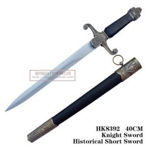 European Dagger European Knight Dagger Historical Dagger Film Dagger 40cm HK8392 pictures & photos