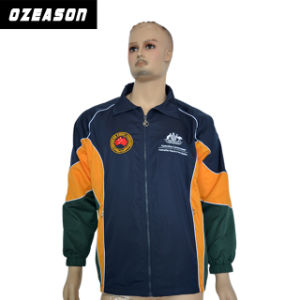 China Cheap Soccer Training Men′s Tracksuits Wholesale (TJ004) pictures & photos