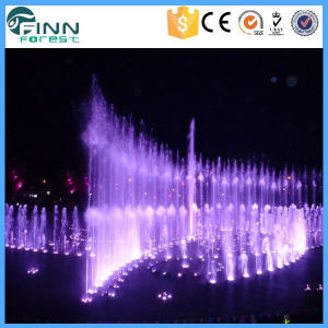 Fenlin Factory Color Changing LED Light Musical Dancing Fountain pictures & photos