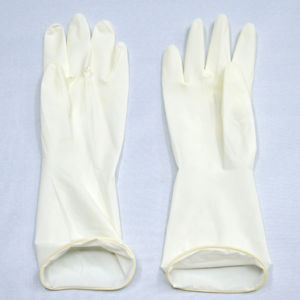 Sterile and Non-Sterile Surgical Gloves pictures & photos