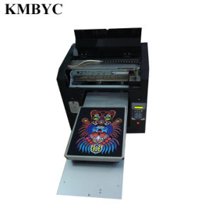 A3 Size Flatbed Printer T Shirt Printing Machine pictures & photos