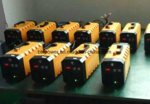 12V 60ah Rechargeable Lithium Battery Pack Backup Power UPS Chinese Shenzhen Battery Factory with Stock Samples for Checking pictures & photos