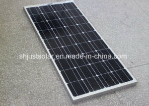 Chinese Factory 130W Mono Solar Power Panel with Cheapest Price pictures & photos