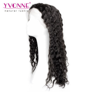 Virgin Brazilian Hair Lace Wig Front Lace Wig pictures & photos