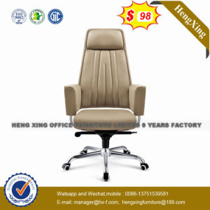 White Leather High Back Executive Boss Chair (HX-9055A) pictures & photos