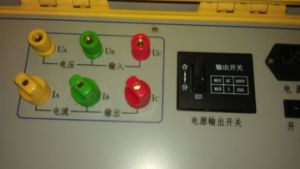 Fast Speed Sct Test of Transformer Short Circuit Impedance Tester pictures & photos
