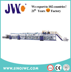 High Speed Sanitary Pad Machine (JWC-KBD350) pictures & photos
