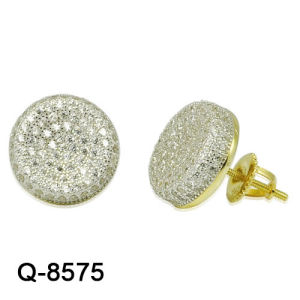 New Arrival Hip Hop Jewelry Earrings Silver 925 pictures & photos