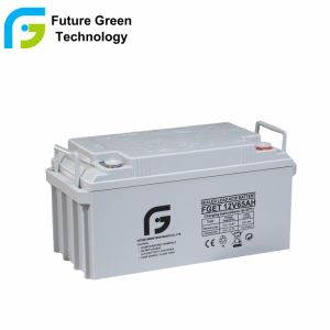12V100ah Front Terminal Telecom Sealed Valve Regulated Lead Acid Battery pictures & photos