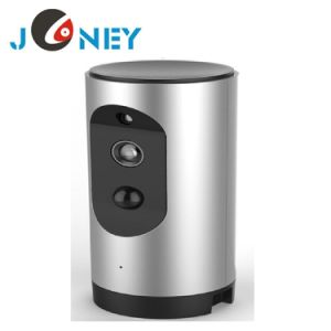 Battery Powered Portable Wireless Video Camera WiFi Security Home Smart IP Camera Battery pictures & photos