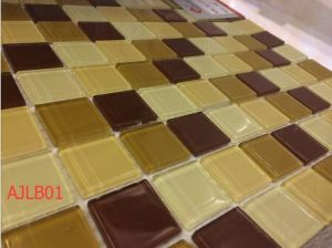 2016 Red Glass Mosaic in Foshan (AJLB07) pictures & photos
