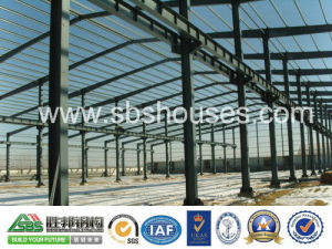 Recyclable Prefab Building Steel Structure Warehouse pictures & photos