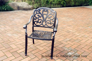 Practical Stationary Aluminum Chair Patio Furniture pictures & photos