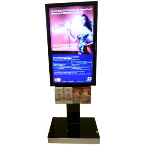 Steel Frame Scrolling Light Box pictures & photos