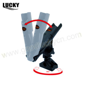 Adjustable Plastic Fishing Rod Holder (LFH062) pictures & photos