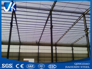 High Quality Steel Structure Workshop (JHX-A122) pictures & photos