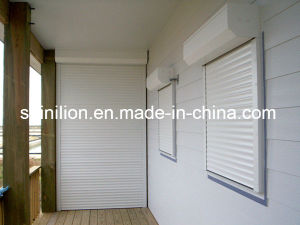 Thermal Insulation Roller Shutter Window pictures & photos
