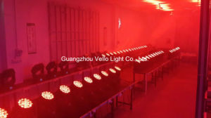 Vello LED RGBW Wash Zoom Moving Head Stage Light (LED XP300) pictures & photos
