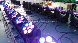 7X12W Moving Head LED Beam Event Light (VS0712) pictures & photos