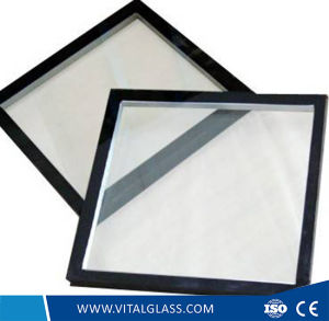Energy Saving Vacuum Insulated Glass with CE&ISO 9001 (V-G) pictures & photos