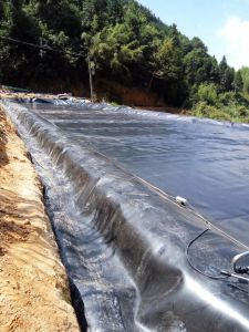 Dam HDPE Geomembrane Pond Liner pictures & photos