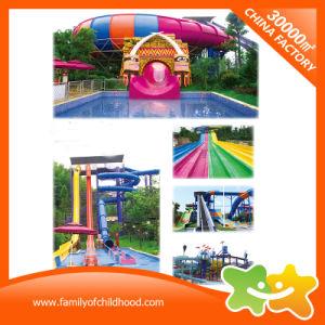 Eco-Friendly Huge Amusement Park Playground Water Park Slide for Sale pictures & photos