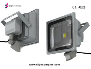 30W IP54 COB Infrared and Light Detected LED Flood Light pictures & photos