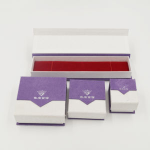 Top Quality Handmade Paper Jewelry Gift Box (J09-E) pictures & photos