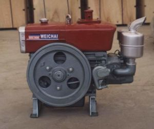 Agriculture Diesel Engine (S195, S1100, S1110, S1115, S1120, S1125) pictures & photos