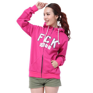 100% Polyester High Quality Hoodie Fleece with Good Price pictures & photos