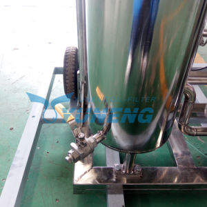 Mini Type Portable Oil Purification Machine for Purifying The Tiny and Fine Impurities pictures & photos