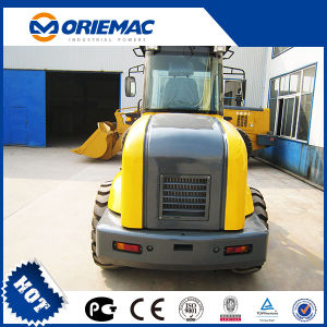 China 2 Ton Mini Wheel Loader Caise CS920 with Rops pictures & photos