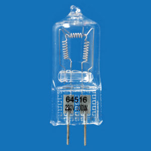 64516 230V 300W G6.35 Halogen Lamp pictures & photos
