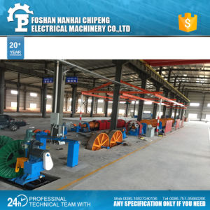Varnish Insulated Wire Cable Twister Machine pictures & photos