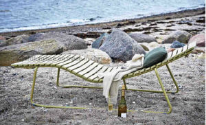 Modern Outdoor Beach Chair with Polywood (L670) pictures & photos