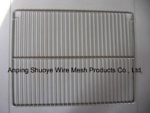 Anping Factory PE Coating Stainless Steel Wire Shelf or Rack pictures & photos
