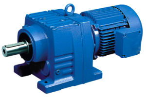 R Serie in Line Helical Geared Motor (R17...R167)