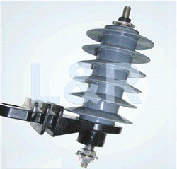 9-15kv Polymer Lightning Arrester/Yh10W-12/36 pictures & photos