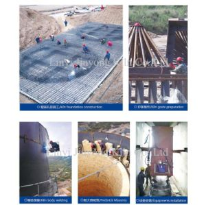 100tpd Lime Kiln Lim Lime Production Line for Indonesia pictures & photos