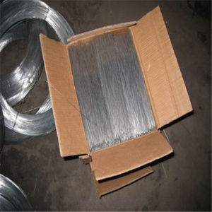 Galvanized and Black Annealed Cut Wire for Binding pictures & photos