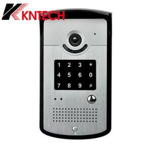 Knzd-42vr Wireless Intercom IP Video Door Phone pictures & photos