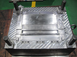Air-Condition Plastic Upper Cover Injection Mould
