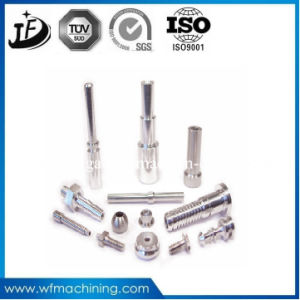 Stainless Steel/Aluminum Alloy CNC Machining Auto Parts by Vmc pictures & photos