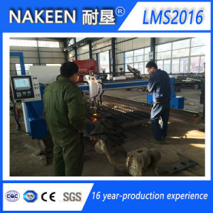 Steel Plate CNC Plasma/Flame Cutting Machine pictures & photos