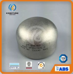 Stainless Steel Fitting Pipe Fitting Cap to ASME B16.9 (KT0158) pictures & photos