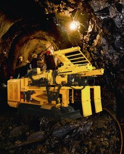 Coal Mine Hydraulic Bolting Jumbo pictures & photos